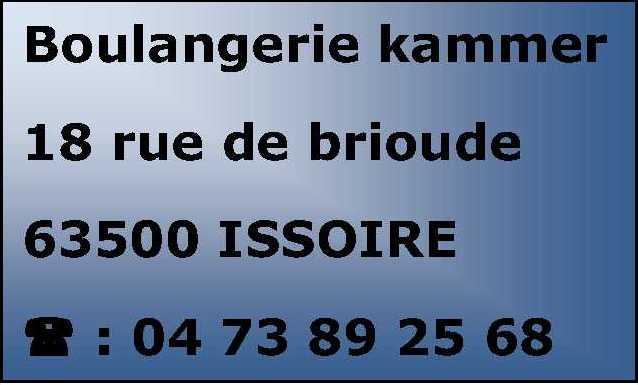logo Boulangerie kammer
