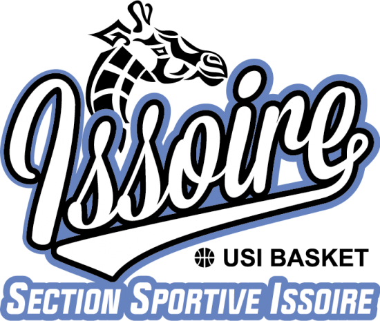 Logo - Section Sportive issoire - USI Basket