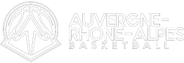 Logo Ligue Auvergne Rhone-Alpes Basketball